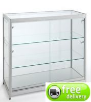 Glass Counters & Showcases